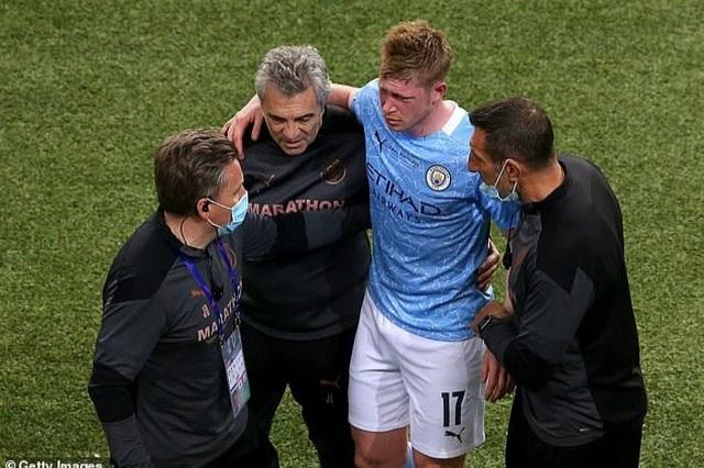 De Bruyne và Aguero khóc trong ngày tan mộng vô địch Champions League - 5