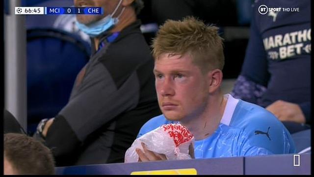 De Bruyne và Aguero khóc trong ngày tan mộng vô địch Champions League - 7