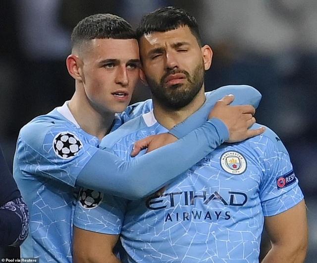 De Bruyne và Aguero khóc trong ngày tan mộng vô địch Champions League - 10