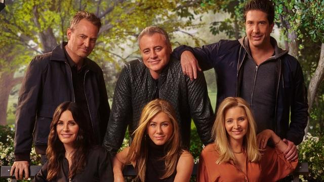 Dàn diễn viên toàn sao của show truyền hình ăn khách Friends sau 17 năm - 2