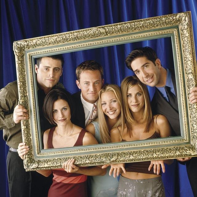 Dàn diễn viên toàn sao của show truyền hình ăn khách Friends sau 17 năm - 1