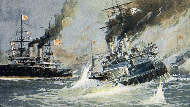 Trận thua tồi tệ nhất trong lịch sử Hải quân Nga - 1