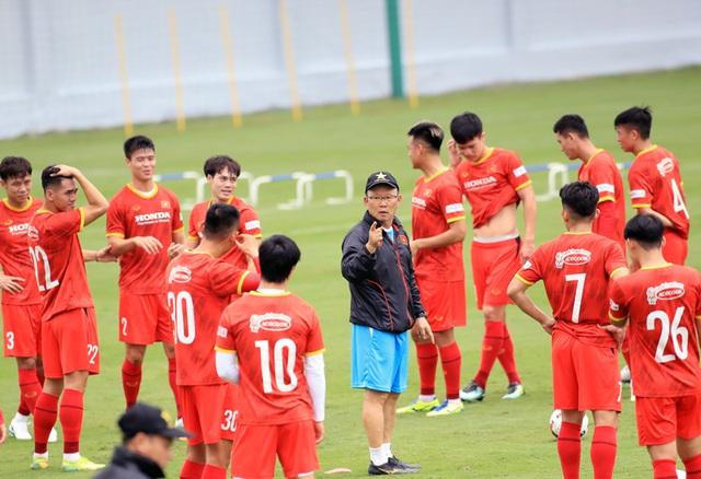 Đội tuyển Việt Nam đấu Jordan, thầy Park lệnh học trò không được sợ - 1