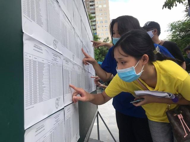 Hà Nội: Công bố 188 địa điểm thi tốt nghiệp THPT 2021 - 1