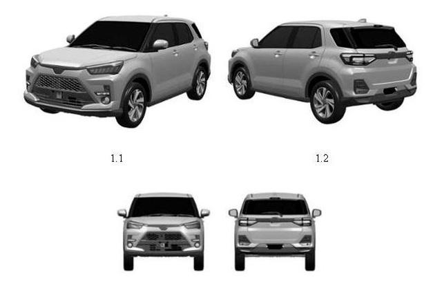 Toyota Raize có thể về Việt Nam trong năm nay, đấu Kia Seltos, Hyundai Kona - 1