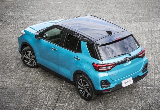 Toyota Raize có thể về Việt Nam trong năm nay, đấu Kia Seltos, Hyundai Kona - 3