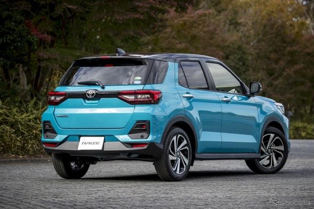 Toyota Raize có thể về Việt Nam trong năm nay, đấu Kia Seltos, Hyundai Kona - 4