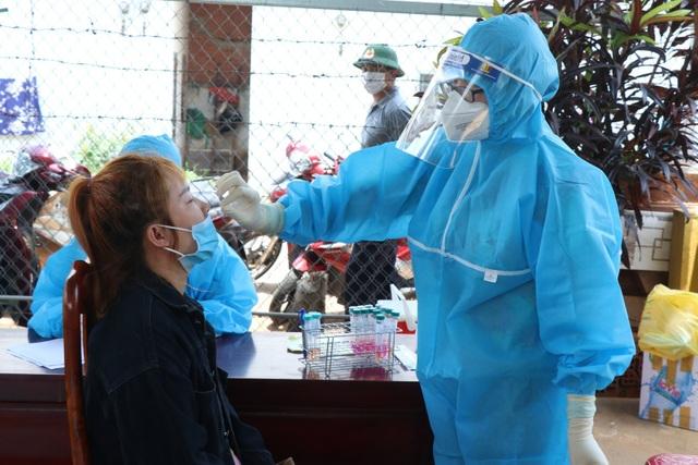 Đắk Lắk ghi nhận ca dương tính SARS-CoV-2 trở về từ TPHCM - 1