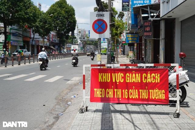 TPHCM: Quận Gò Vấp tạm thời giải tỏa các chốt kiểm soát - 3