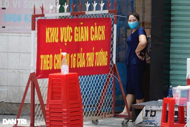 TPHCM: Quận Gò Vấp tạm thời giải tỏa các chốt kiểm soát - 4