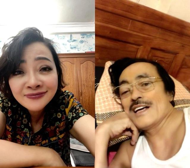 Nghệ sĩ Giang Còi sụt 14kg sau lần đột ngột ngất xỉu phải nhập viện cấp cứu - 1