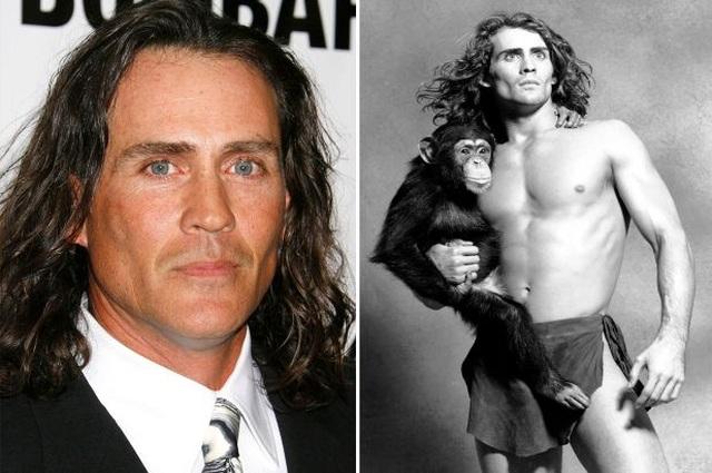 Sao phim Tarzan và vợ chết vì tai nạn máy bay - 1