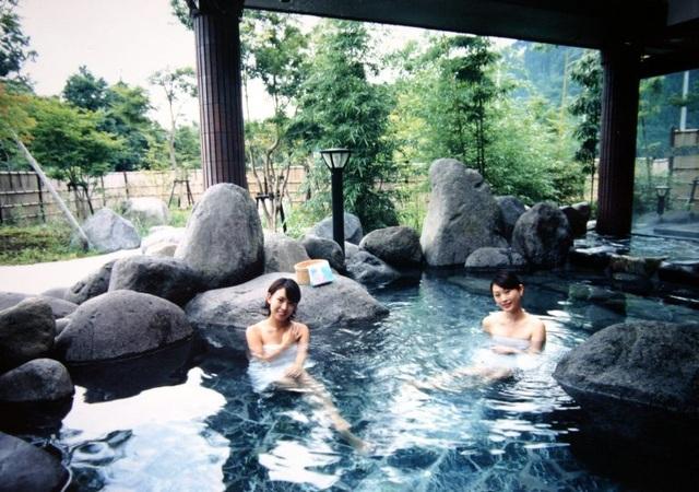 Những quy tắc khi sử dụng nhà tắm công cộng tại Nhật - 5