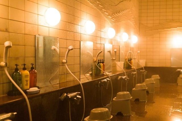 Những quy tắc khi sử dụng nhà tắm công cộng tại Nhật - 3