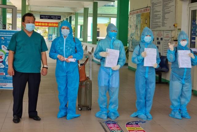 Giám đốc Sở Tư pháp Đà Nẵng khỏi bệnh Covid-19 - 1