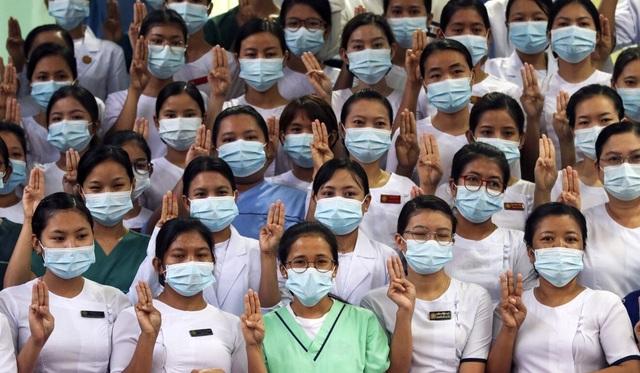 Đảo chính, dịch Covid-19 đẩy hệ thống y tế Myanmar tới bờ vực sụp đổ - 2