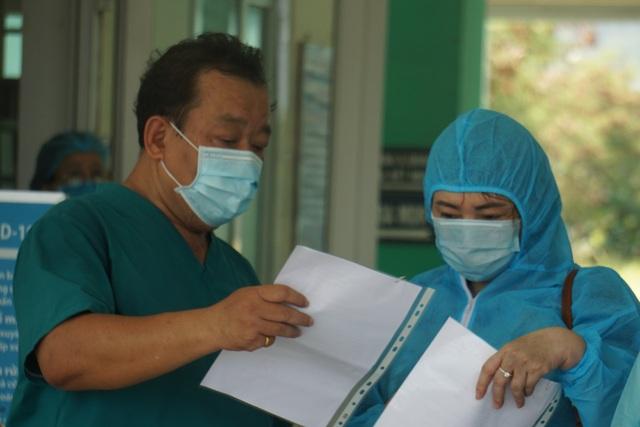 Giám đốc Sở Tư pháp Đà Nẵng khỏi bệnh Covid-19 - 2