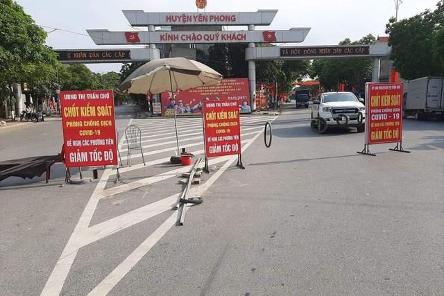 Bắc Ninh ghi nhận thêm 56 ca dương tính với SARS-CoV-2 - 1