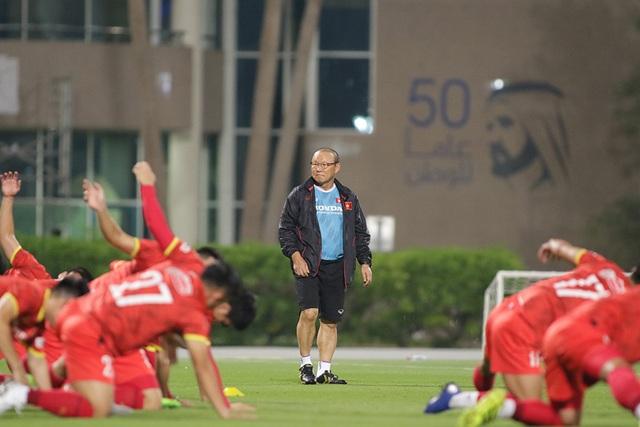 HLV Park Hang Seo nhận tin cực vui trước trận gặp Jordan - 5