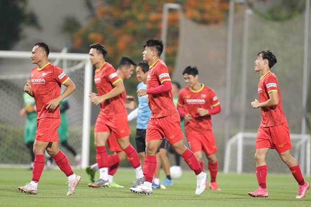 HLV Park Hang Seo nhận tin cực vui trước trận gặp Jordan - 6