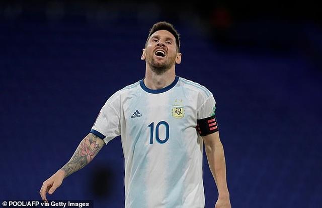 Messi mất cơ hội được đá Copa America trên sân nhà - 1
