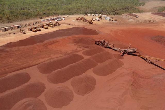 Hòa Phát mua thành công mỏ quặng sắt tại Úc - 1