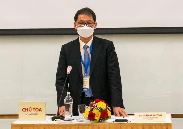 Tham vọng mới của tỷ phú Trần Bá Dương - 1