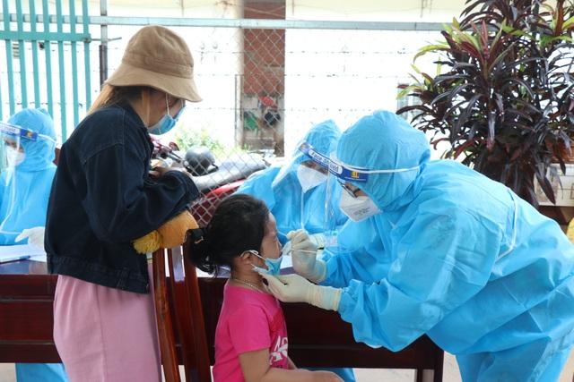 Đắk Lắk: Phát hiện 58 F1 của nữ giáo viên từ TPHCM về mắc Covid-19 - 2