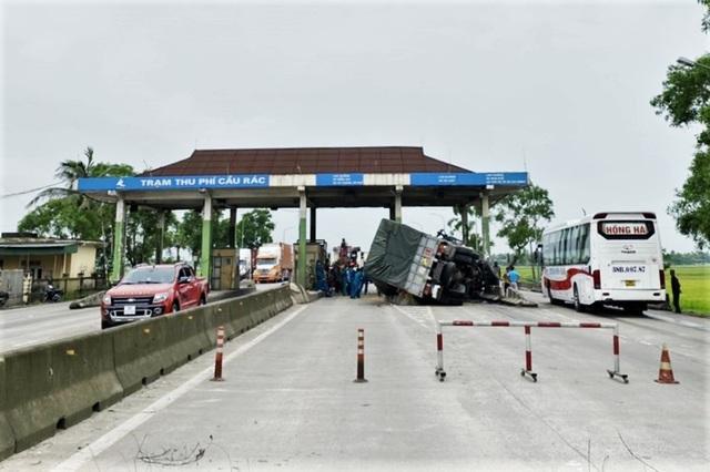 Đề xuất chi 3,3 tỷ đồng tháo dỡ trạm thu phí bỏ hoang trên quốc lộ 1A - 1