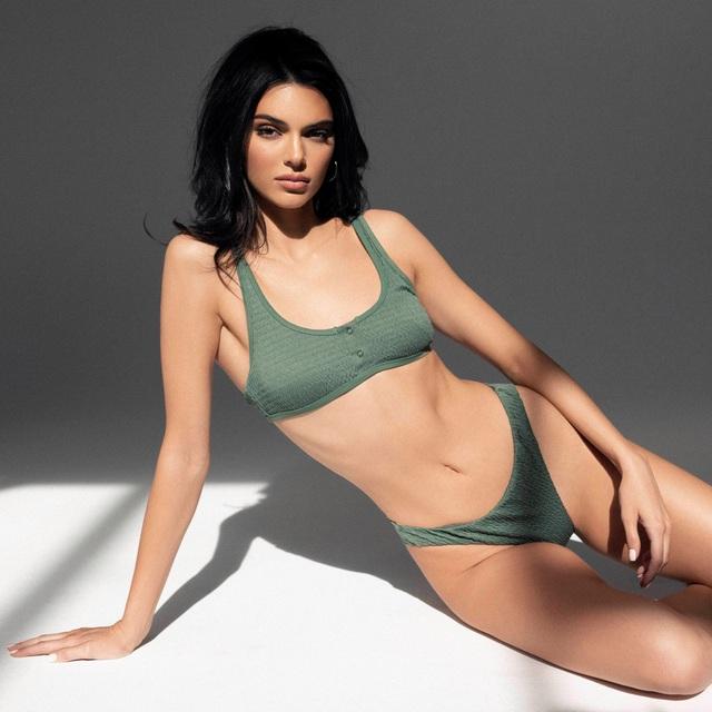 Chăm tập gym, Kendall Jenner sở hữu dáng vóc hoàn hảo không chút mỡ thừa