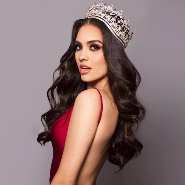 Nhan sắc bốc lửa và kiêu sa của tân Hoa hậu Hoàn vũ Mexico - 9