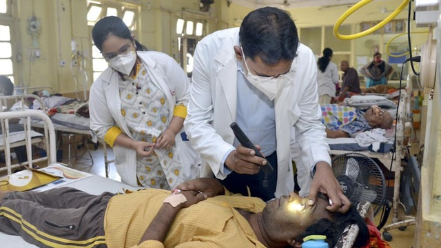 Tăng bất thường ca bệnh nấm nguy hiểm ở Ấn Độ - 1