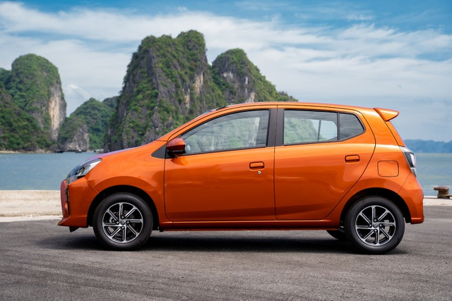 Nhận ưu đãi khủng lên đến 20 triệu đồng, khách mua Toyota Wigo lợi đơn lợi kép - 3