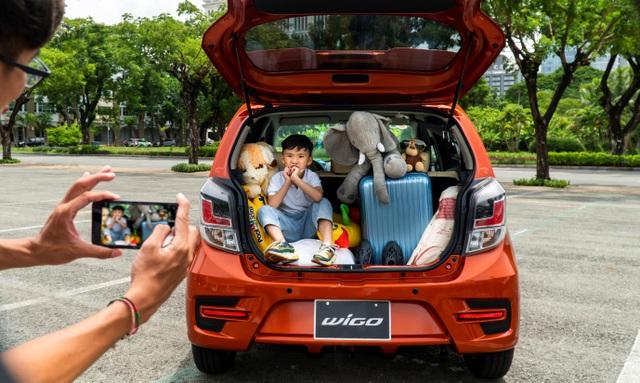 Nhận ưu đãi khủng lên đến 20 triệu đồng, khách mua Toyota Wigo lợi đơn lợi kép - 4