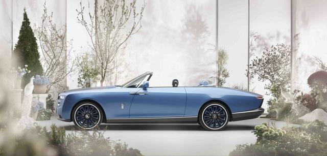 Cận cảnh siêu phẩm mới giá 28 triệu USD của Rolls-Royce - 20
