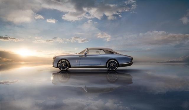 Cận cảnh siêu phẩm mới giá 28 triệu USD của Rolls-Royce - 30