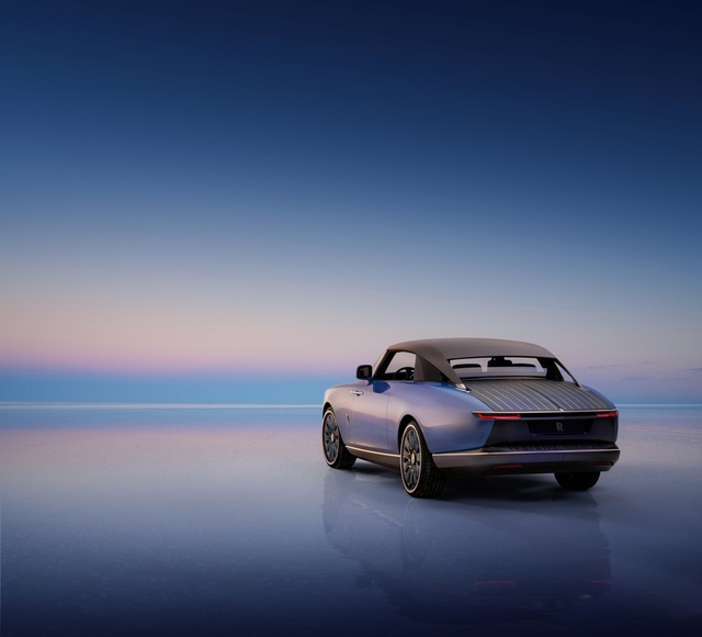Cận cảnh siêu phẩm mới giá 28 triệu USD của Rolls-Royce - 31