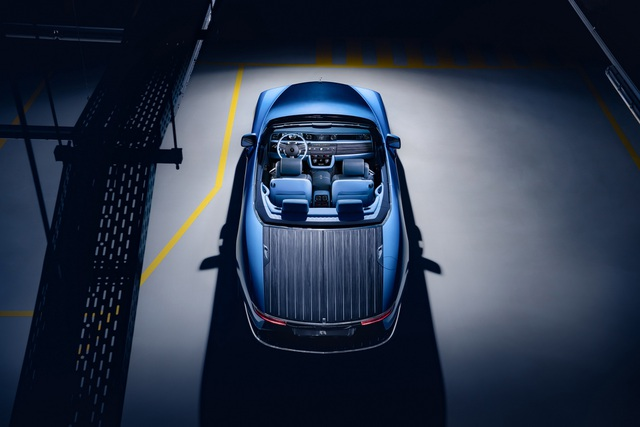 Cận cảnh siêu phẩm mới giá 28 triệu USD của Rolls-Royce - 4