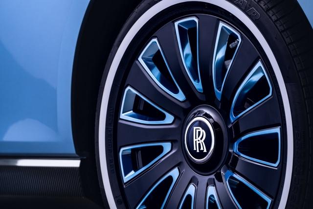 Cận cảnh siêu phẩm mới giá 28 triệu USD của Rolls-Royce - 27