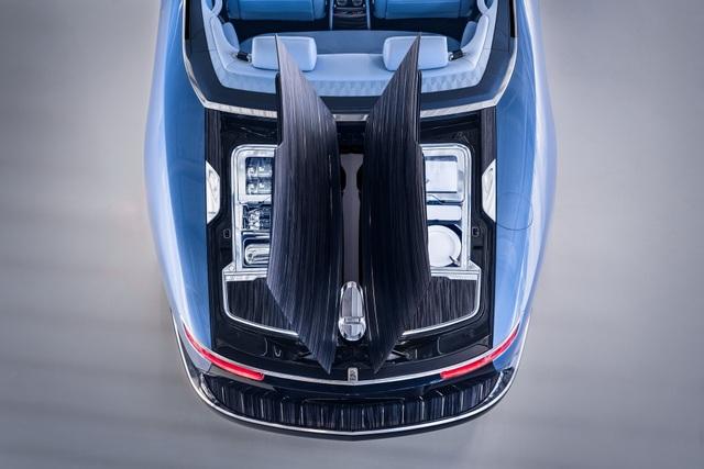 Cận cảnh siêu phẩm mới giá 28 triệu USD của Rolls-Royce - 14