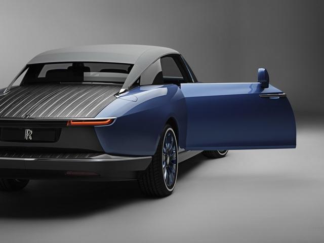 Cận cảnh siêu phẩm mới giá 28 triệu USD của Rolls-Royce - 26