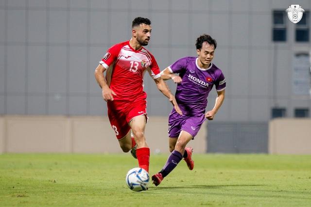 Truyền thông Jordan: Chúng ta bỏ lỡ cơ hội thắng đội tuyển Việt Nam - 2
