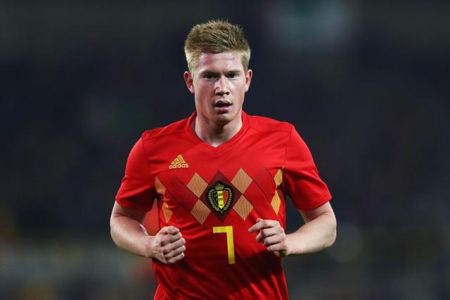 Top 10 ngôi sao đắt giá nhất Euro 2020 - 5