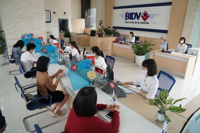 BIDV giảm sâu lãi suất cho vay khách hàng cá nhân - 1