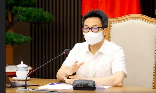 Phó Thủ tướng: TPHCM sẽ trở tay không kịp nếu bùng dịch ở khu công nghiệp - 1