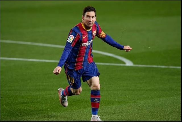Messi đồng ý ở lại Barcelona thêm 2 mùa giải - 1