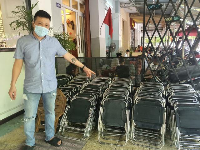 Biển Ninh Thuận vắng lặng không một bóng du khách - 8