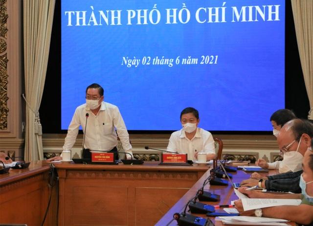 Phó Thủ tướng: TPHCM sẽ trở tay không kịp nếu bùng dịch ở khu công nghiệp - 2