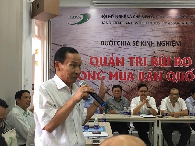 Các doanh nghiệp gỗ Việt bức xúc kể tội về đối tác Global Home