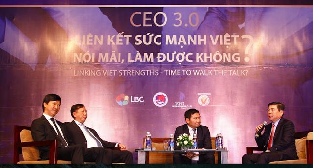 Với câu hỏi: Liêt kết sức mạnh Việt, nói mãi, làm được không?, nhiều nhà hoạch định chính sách và các doanh nhân tự tin có thể làm được